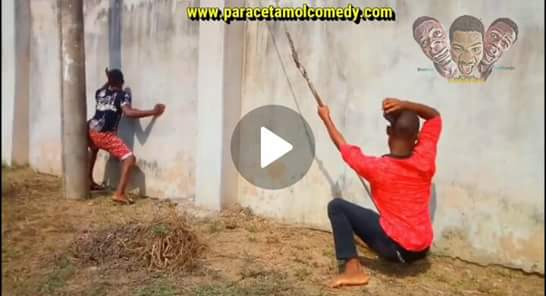One Corner Madness -- Paracetamol Comedy