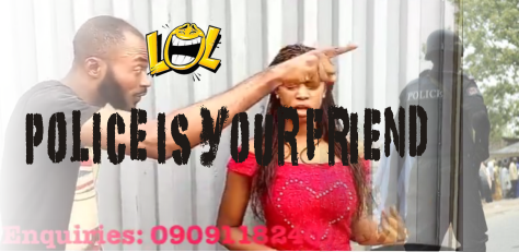 Police Is Your Friend - cant Stop Laughing - Dr Mayourltv