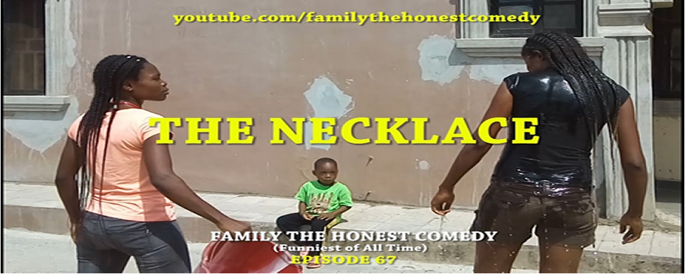 PLS  WATCH THE NECKLACE Mark Angel Comedy AND ENJOY IT
