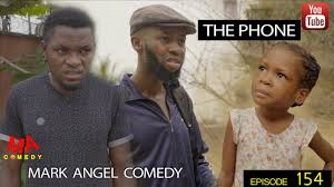 THE PHONE Mark Angel Comedy Episode 154