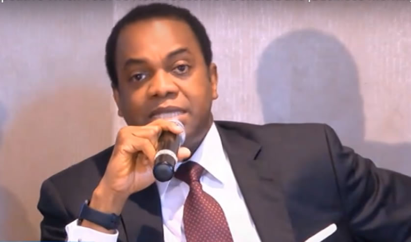 How we can be productive and remain competitive - Donald Duke
