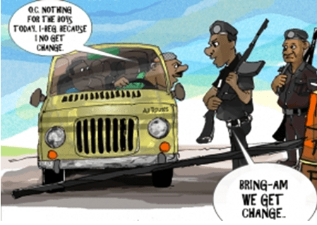 Is the Nigerian Police your friend or not?