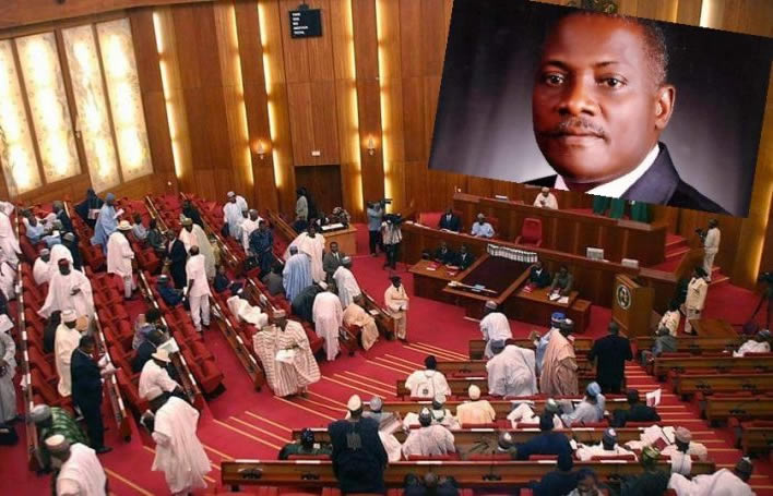 Senate is Against the Unlawful Arrest of Innoson Motors Boss, Innocent Chukwuma