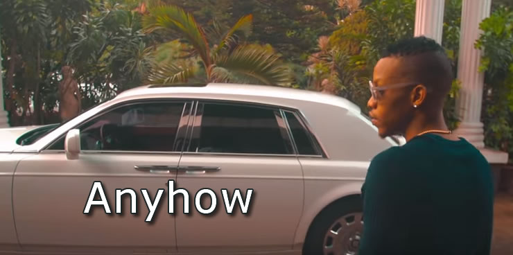 Anyhow by Tekno - Official Video | Just Dropped Latest Video