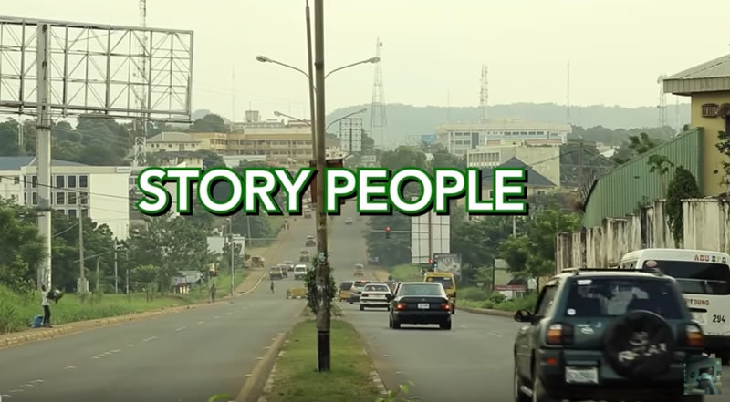 Professor JohnBull - Season 5 Episode 12 - Story People