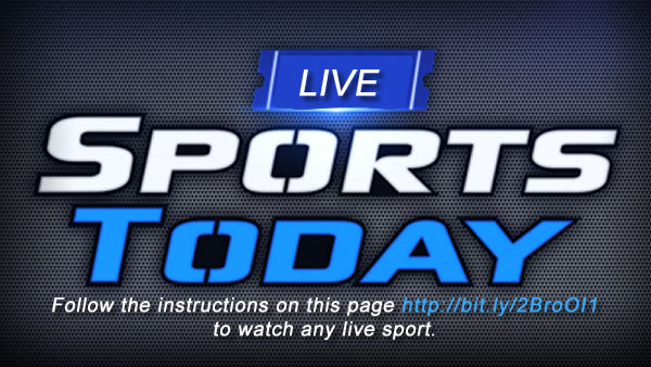 Live Streaming sport events, like football, Ice Hockey, Basketball etc.