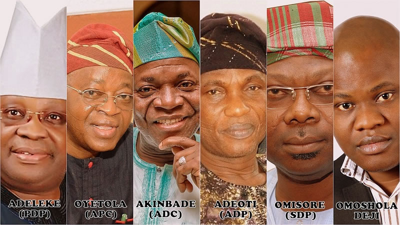 Is another wrestle in the race to Bola Ige House as Osun Governorship Election Rerun Continues