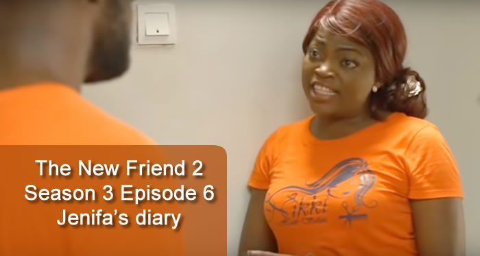 The New Friend 2 - Season 3 Episode 6 | Jenifa's diary
