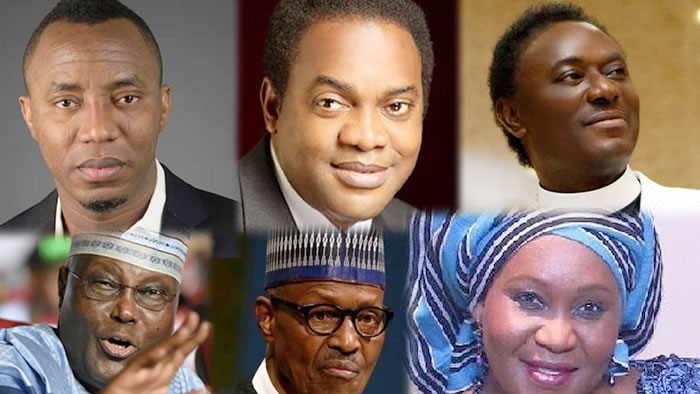 Who is the Next Nigerian President in 2019? Nigerians have their say!
