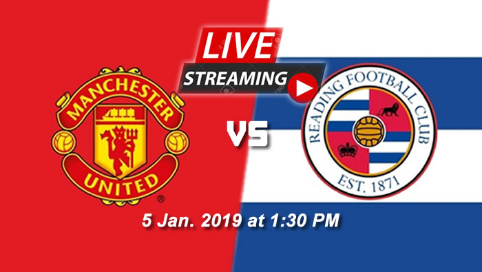 Manchester Utd 2-0 Reading | 5th Jan. 2019 - Football Highlights & Goals - England FA Cup