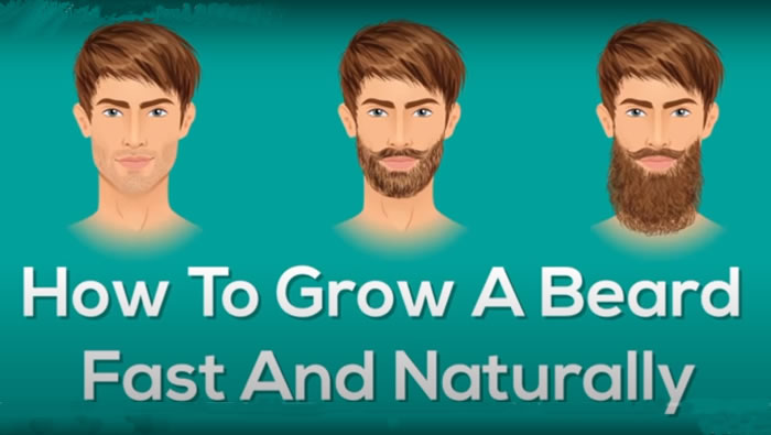 8 Ways to Grow a Beard Fast and Naturally