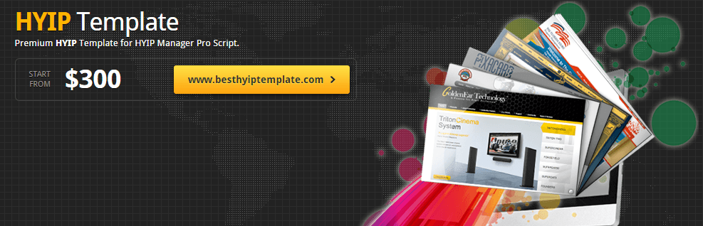 Gold Coders Hyip Template