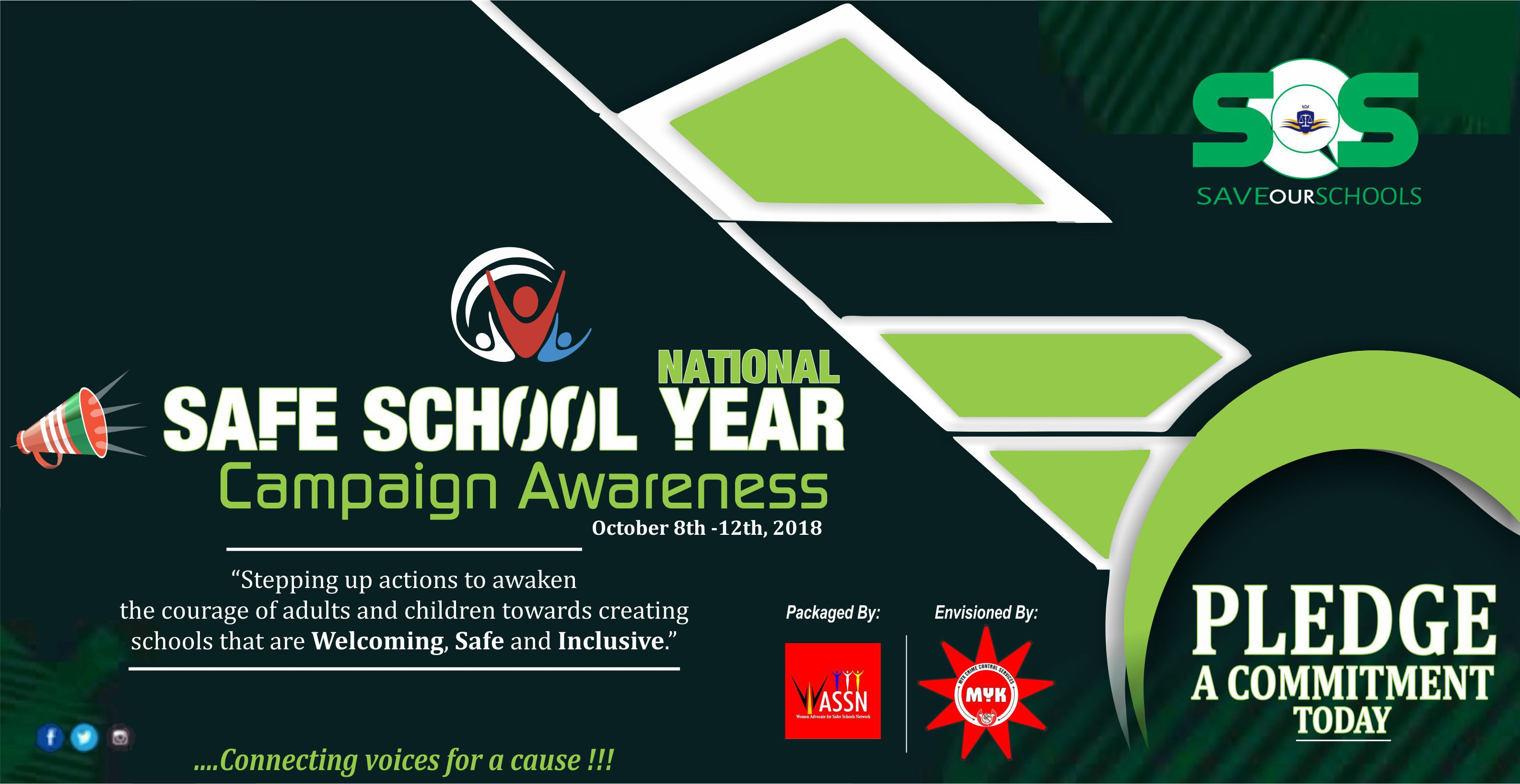 Safe School Year Campaign Awareness