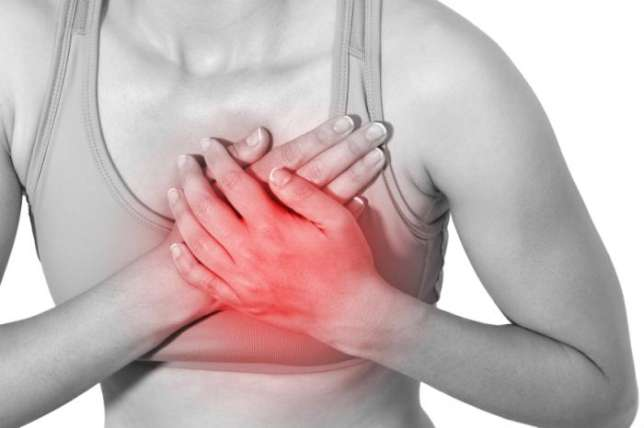 Breast Pain Causes and treatment of mastalgia during menstruation.