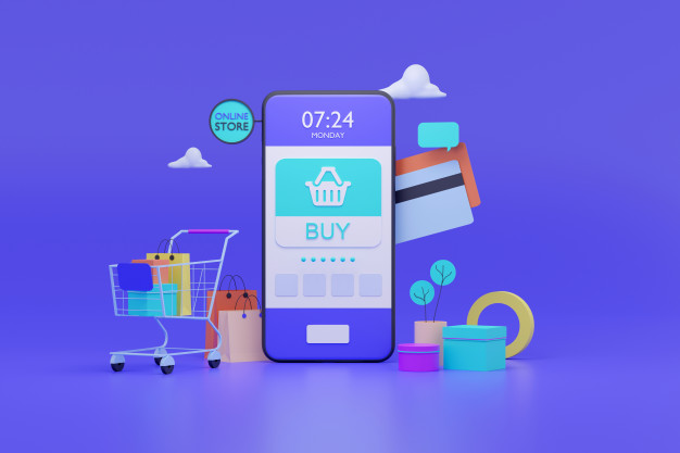 Get an online store for your retail business with an app like Amazon