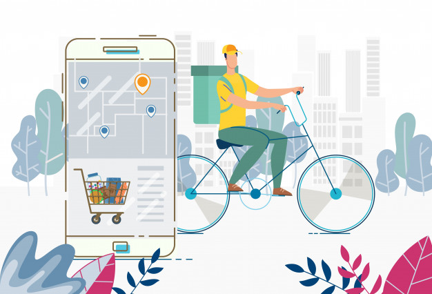 Revenue models in grocery delivery business with an app like Bigbasket