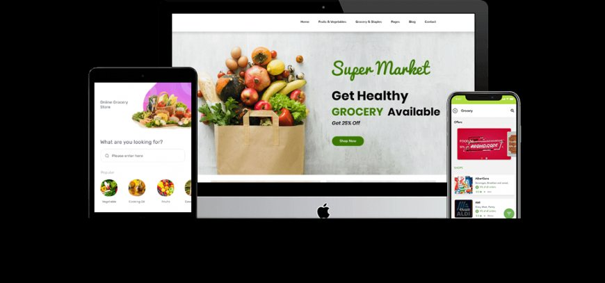 Different Business Models for a Grocery Delivery app like Bigbasket