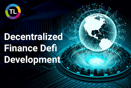 Decentralized Finance DeFi Development Company